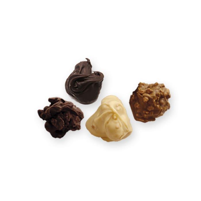 Bombón Roca De 3 Chocolates 18 Uds.