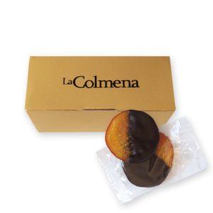 Rodajas De Naranja Con Chocolate