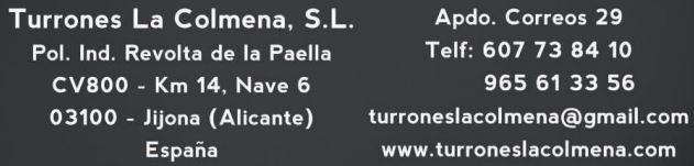 Direccion Tienda Física De Turrones En La Provincia De Alicante