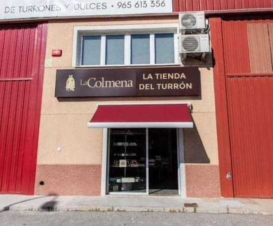 Tienda Física En Jijona Alicante