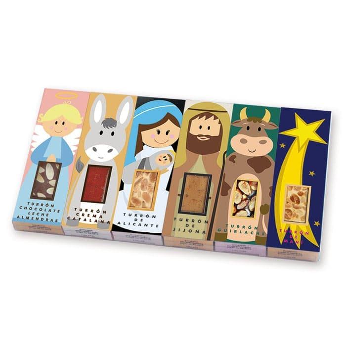 Set 6 Minitablets – Belén