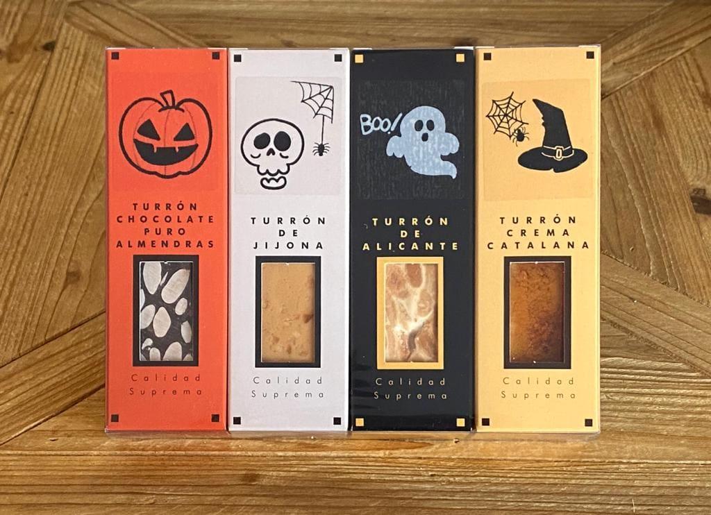 Set De Dulces Halloween: ¡Turroníficos!