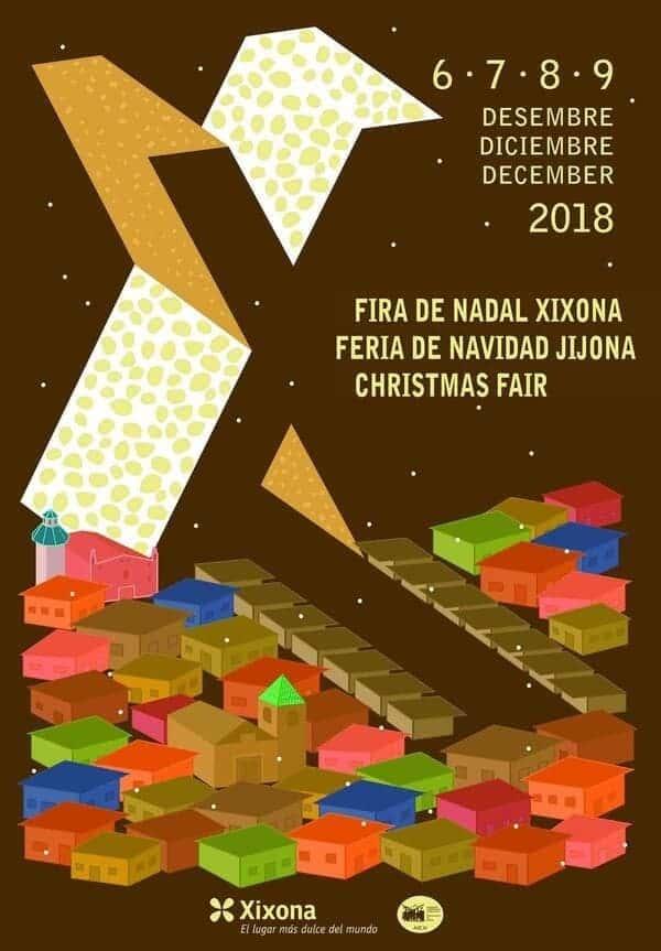 Feria De Navidad De Alicante