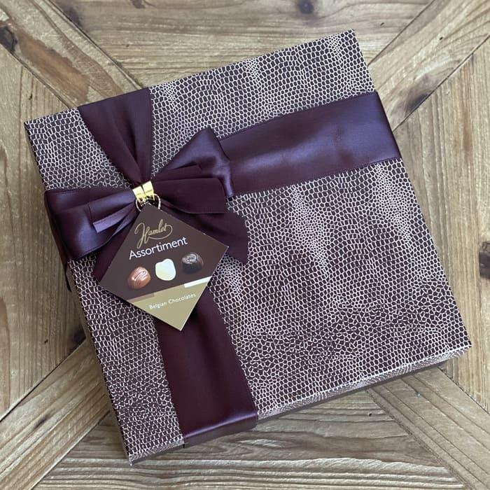 surtido cajas chocolate