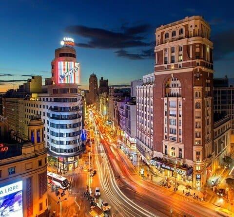 Tienda De Turrón En Madrid