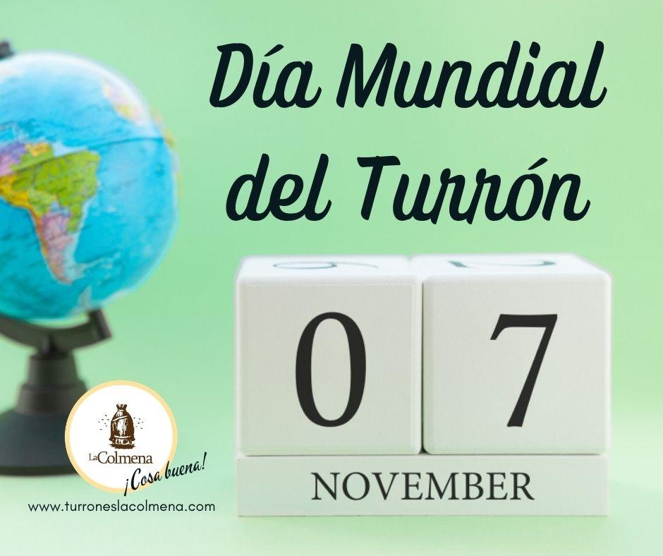 Día Mundial Del Turrón