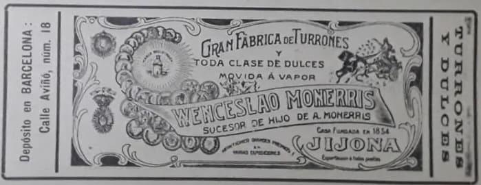 Historia De Industria De Los Turrones De Jijona Y Alicante